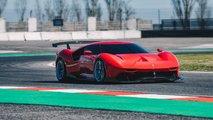 Ferrari P80 / C