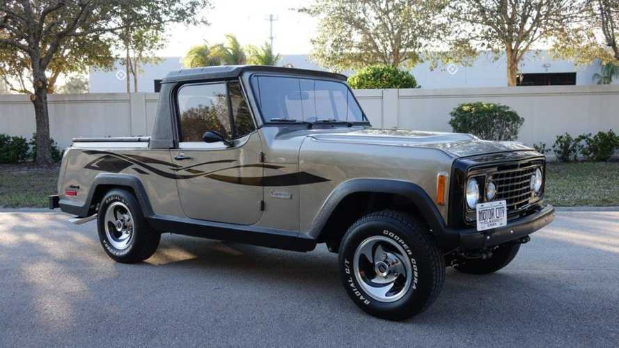 This 1973 Jeep Commando Is A Must-Have For Any Jeep Enthusiast