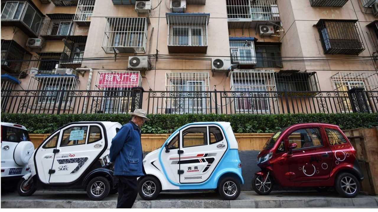 cina auto elettriche quality gate