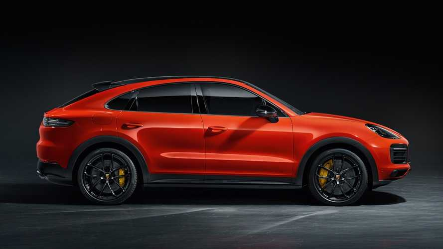 Porsche Cayenne Coupe GT Coming With Lamborghini Urus Power?