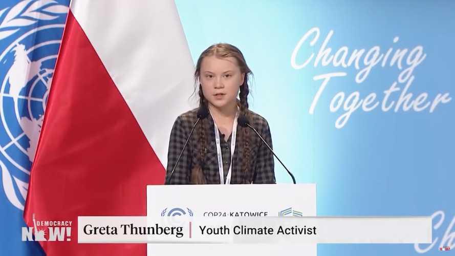 E se le auto elettriche si diffondessero grazie a Greta Thunberg?