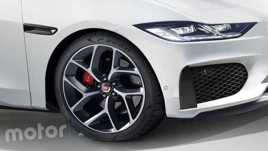 2020 Jaguar Xj Rendering Motor1 Com Photos