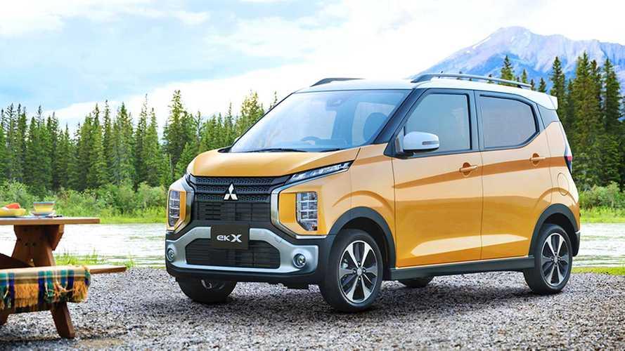 Mitsubishi eK Wagon und eK X: Neue Kei-Cars für Japan