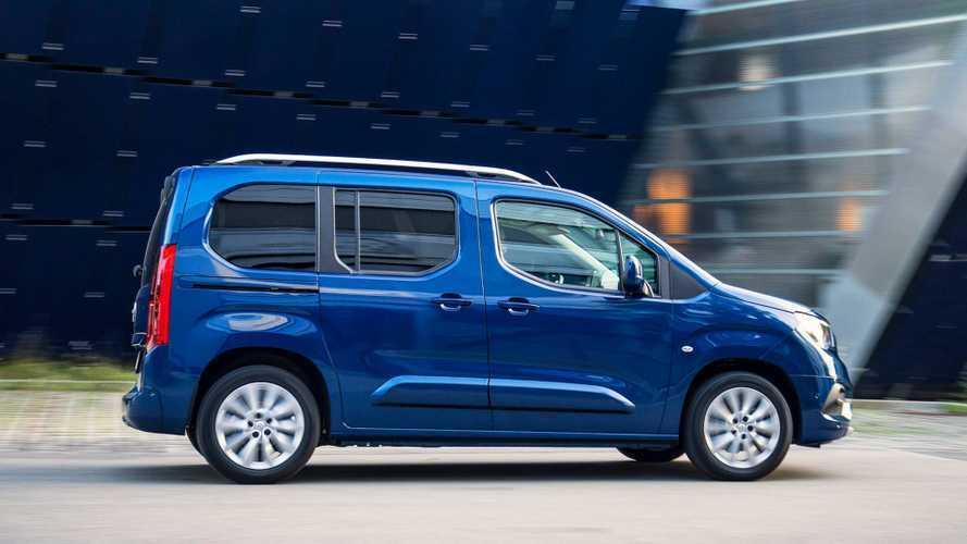 10 cualidades del Opel Combo Life 2019