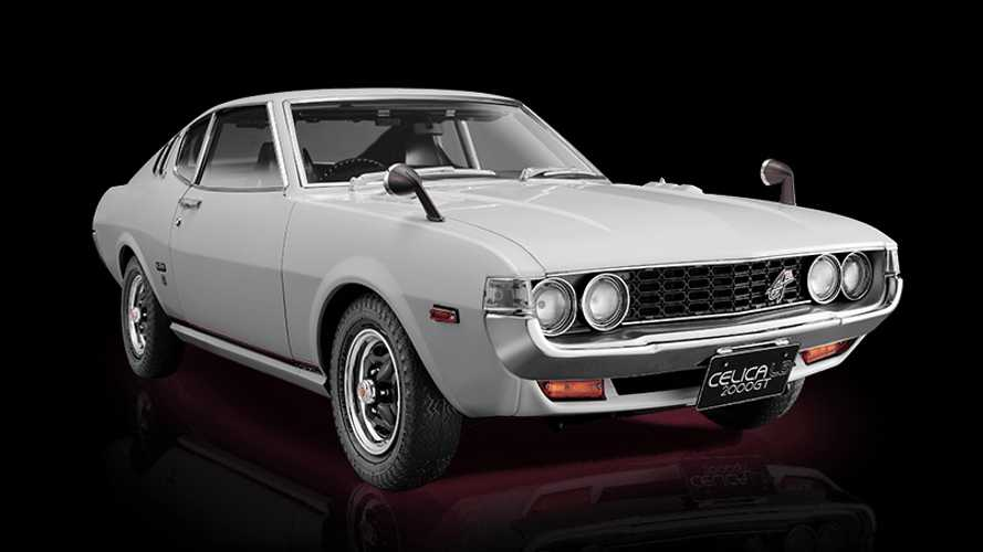 This Incredible Toyota Celica Model Takes Two Years To Make