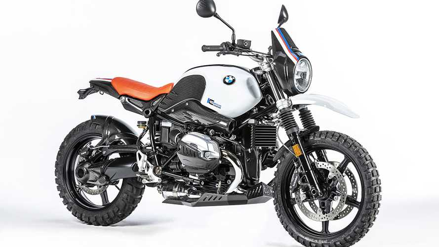Ilmberger Carbon R nineT Urban G/S