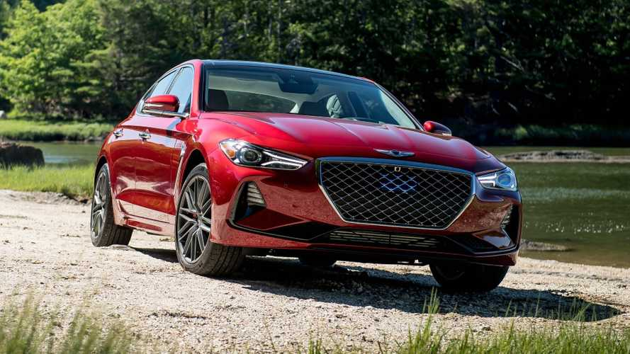 Hyundai Exec Hints At Hotter Genesis G70 Performance Version