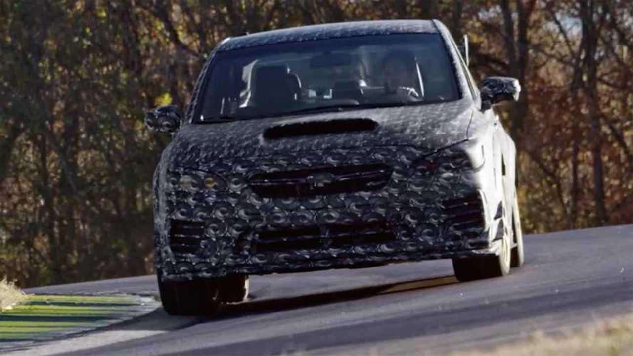 Speciális kiadás Subaru WRX STI Video Teaser