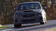 Subaru Impreza WRX STI Detroit Teaser Video