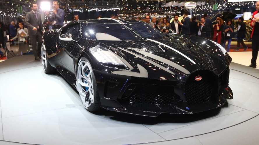Bugatti La Voiture Noire: o supercarro mais caro de todos os tempos