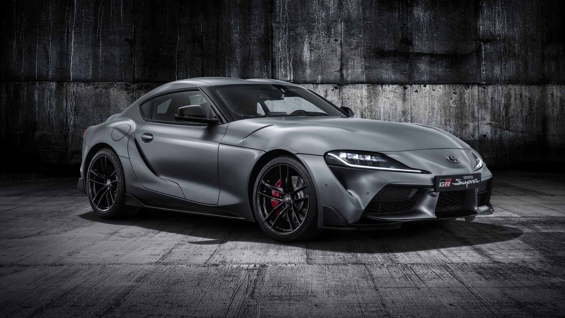 Euro Spec Toyota Supra Limited To Just 900 Units In 2019