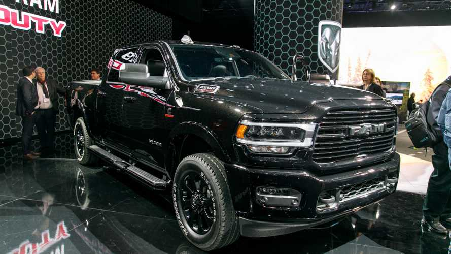 2019 Ram HD Debuts With 1,000 LB-FT Of Torque, Tons Of Tech [UPDATE]