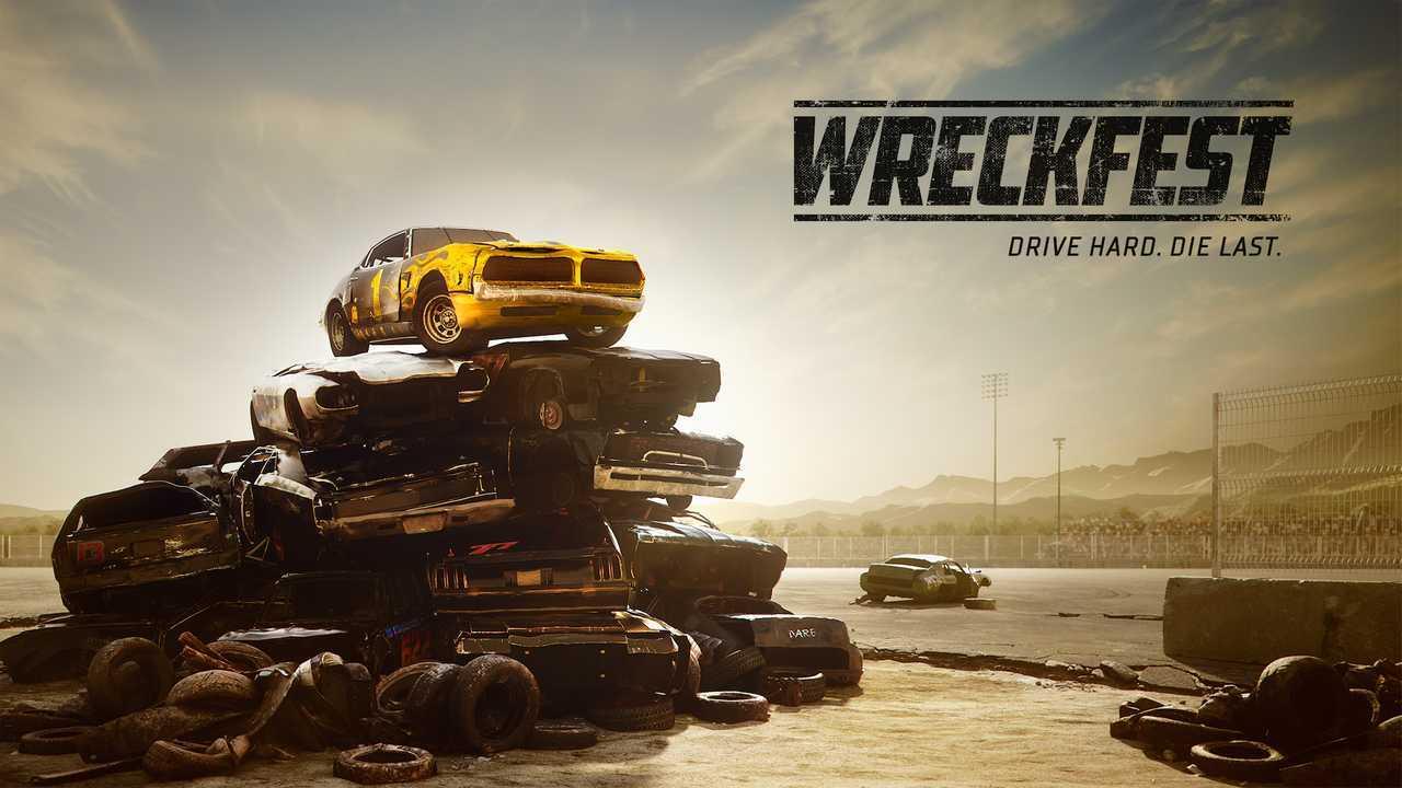 Wreckfest 2019