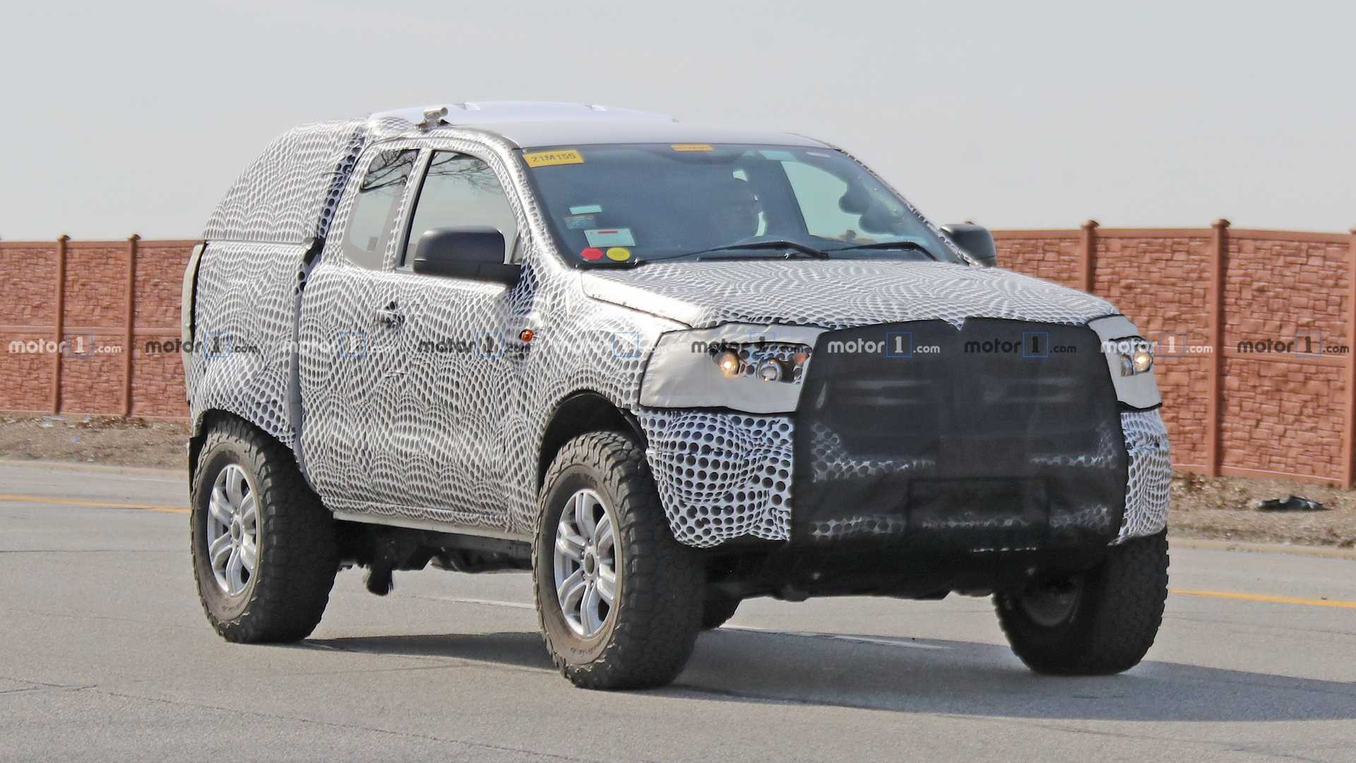 New Ford Bronco >> 2020 Ford Bronco Everything We Know