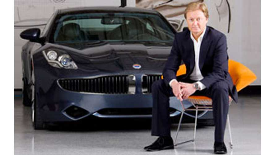 Fisker Raises More Private Equity (Again), Over $100 Million