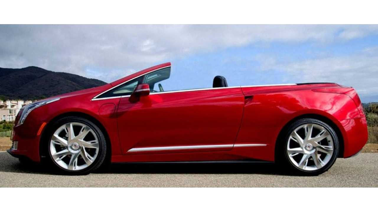Newport Also Does Cadillac ELR Convertible Conversions TAs Well