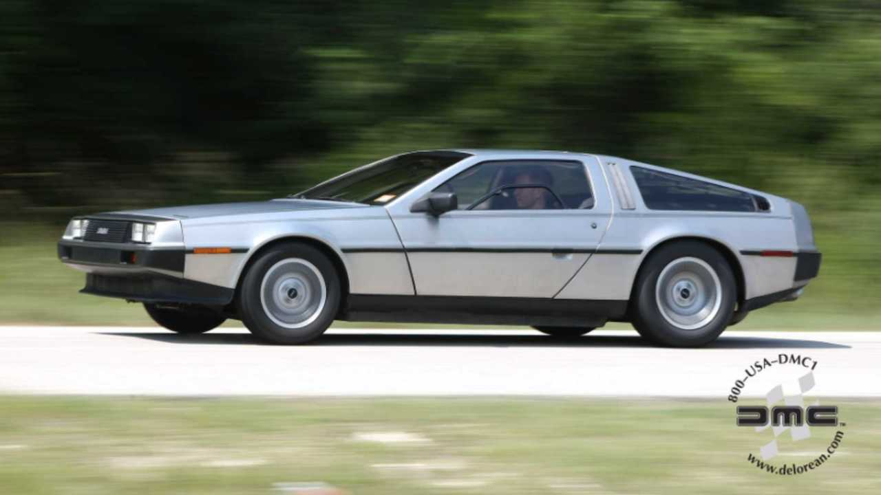 2019 DeLorean DMC12