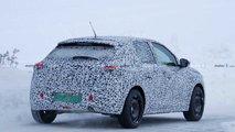 Opel Corsa 2020 - Novos flagras