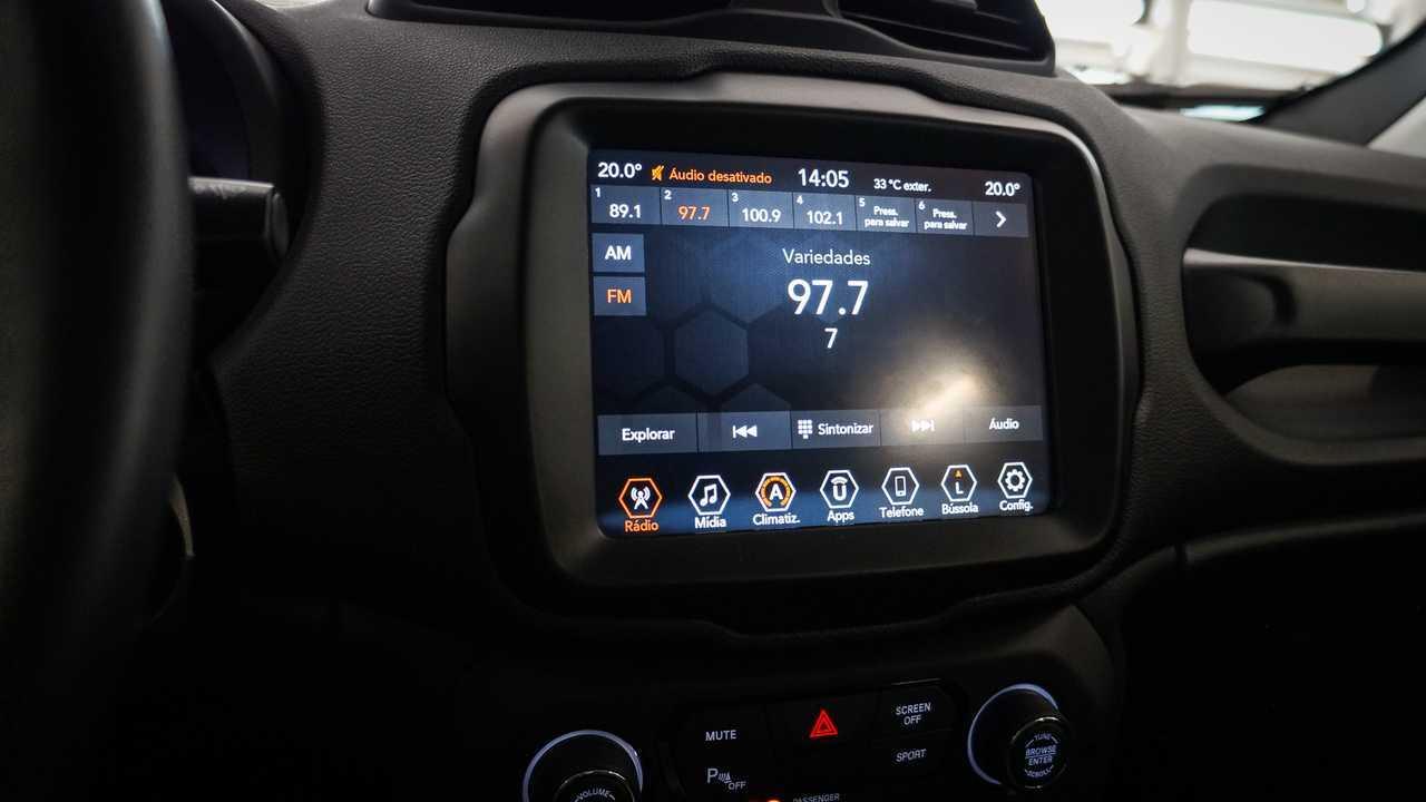 Jeep Renegade x Honda HR-V