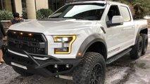 Rockstar Ride: Check Out Post Malone's New Hennessey VelociRaptor 6x6