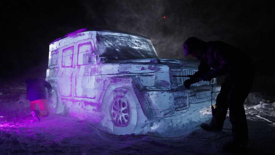 Este Mercedes-Benz Clase G... te dejará helado