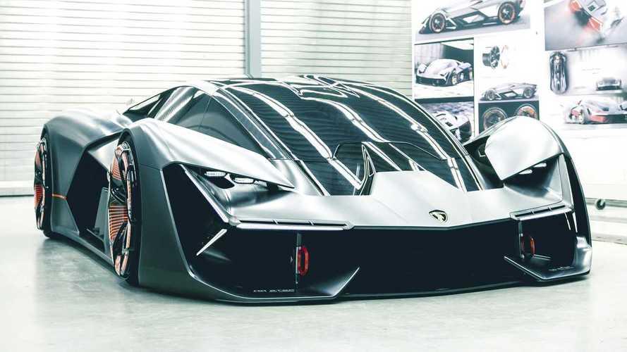 La Lamborghini elettrica potrebbe arrivare prima del previsto