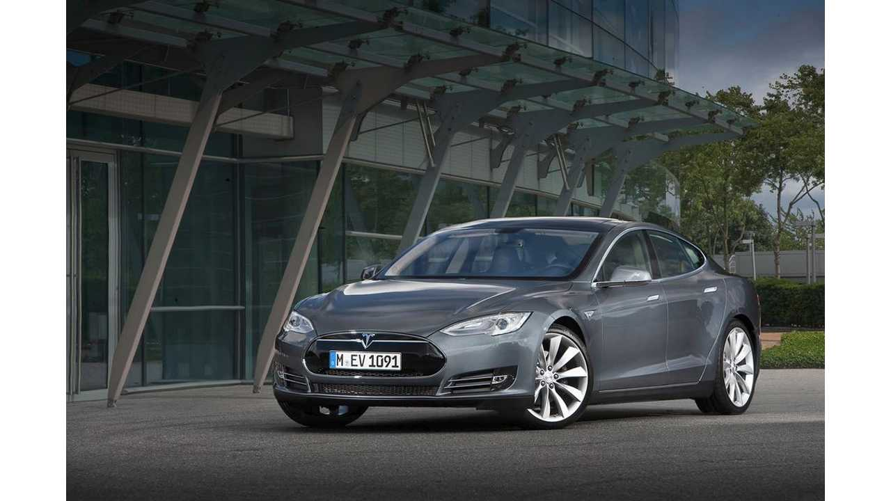 Tesla Model S Sales Shoot Past 25,000 Worldwide