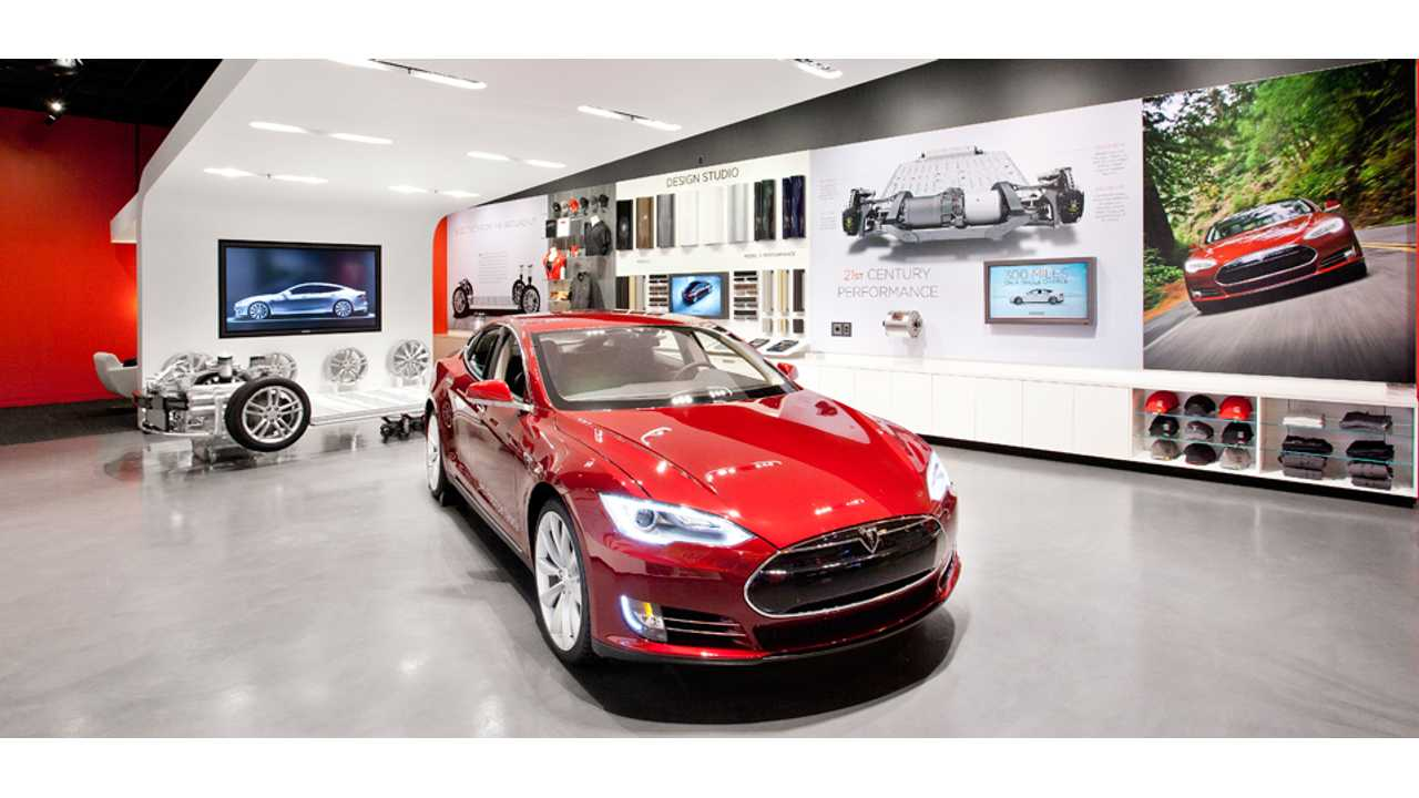 Tesla Announces Store / Supercharger Expansion Plans For Europe