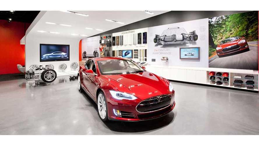 Tesla Announces Store / Supercharger Expansion Plans For Europe