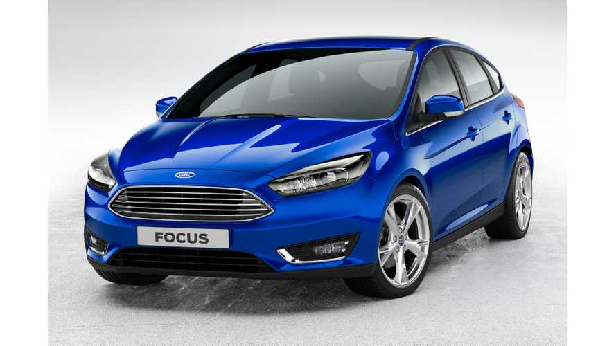 2015 Ford Focus Facelift Revealed (Updated)
