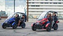 Arcimoto FUV: So verrückt ist ein Fun Utility Vehicle