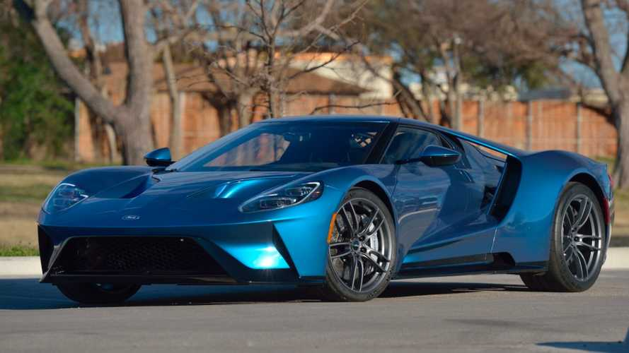 Ford GT Once Owned By John Cena Listed For Sale