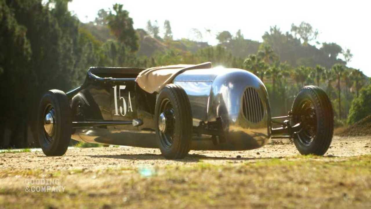Spurgin-Giovanine Roadster