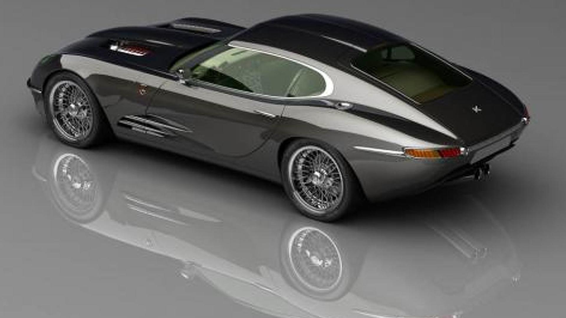 Lyonheart k jaguar e type