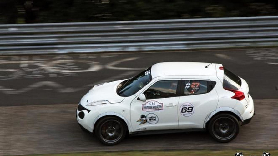 Custom Nissan Juke-R gets 800 hp GT-R engine [video]