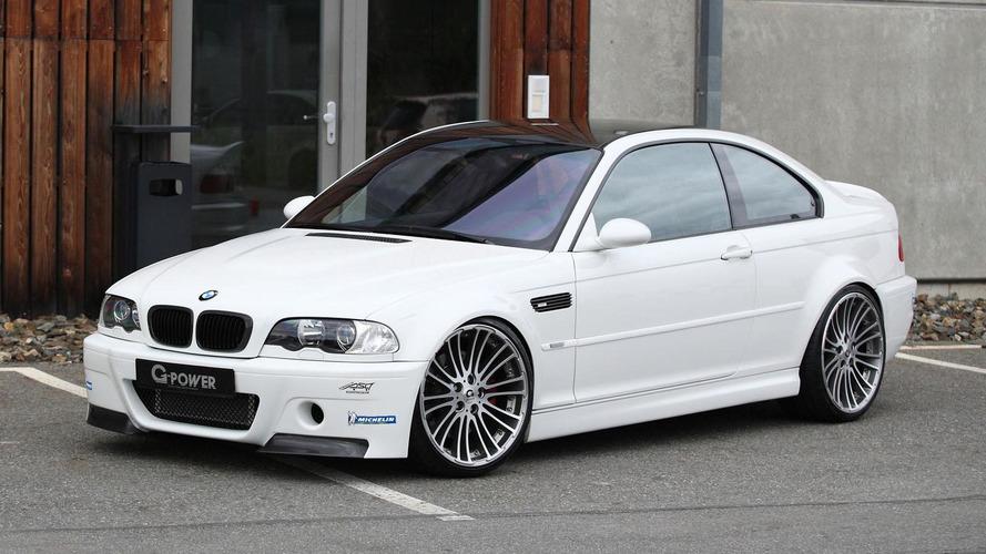 BMW M3 E46 con 450 CV de G-Power