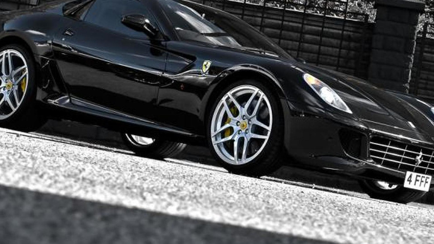 Ferrari 599 GTB Fiorano tuned by Kahn Design