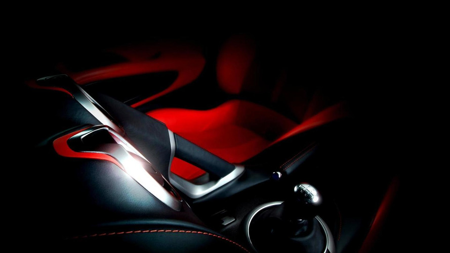 2013 SRT Viper interior teased