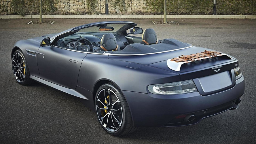 Aston Martin Q customization program announced