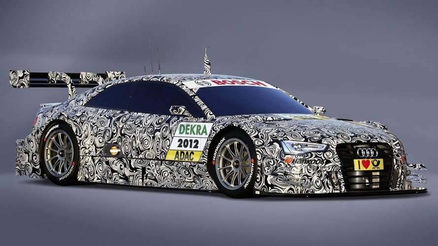 Audi teases homologated A5 DTM racer