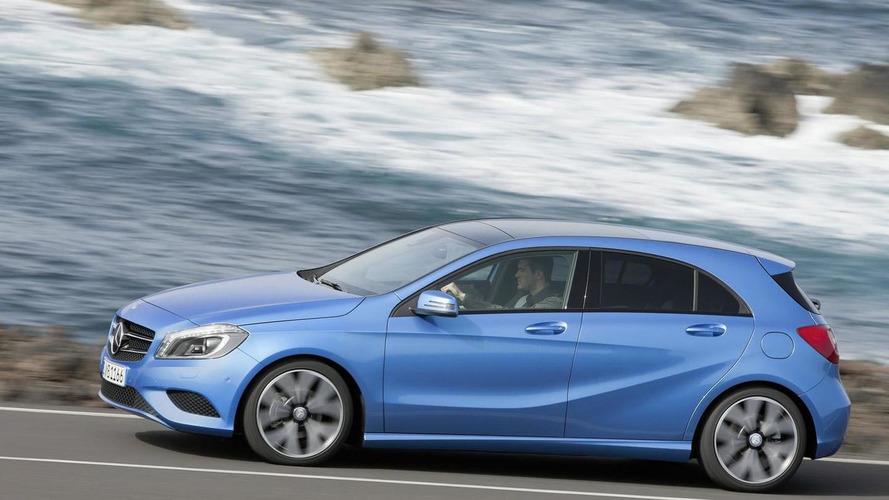 2013 Mercedes A-Class pricing starts under €24,000