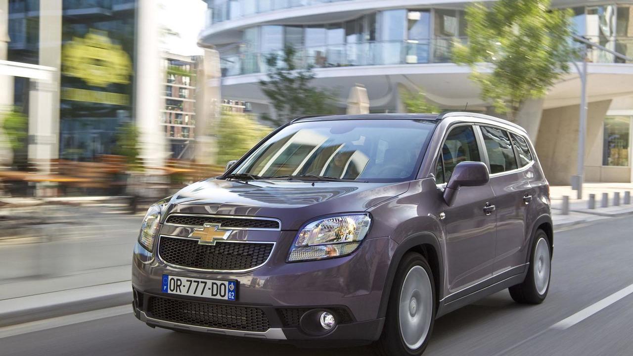 Kelebihan Chevrolet Orlando 2013 Tangguh