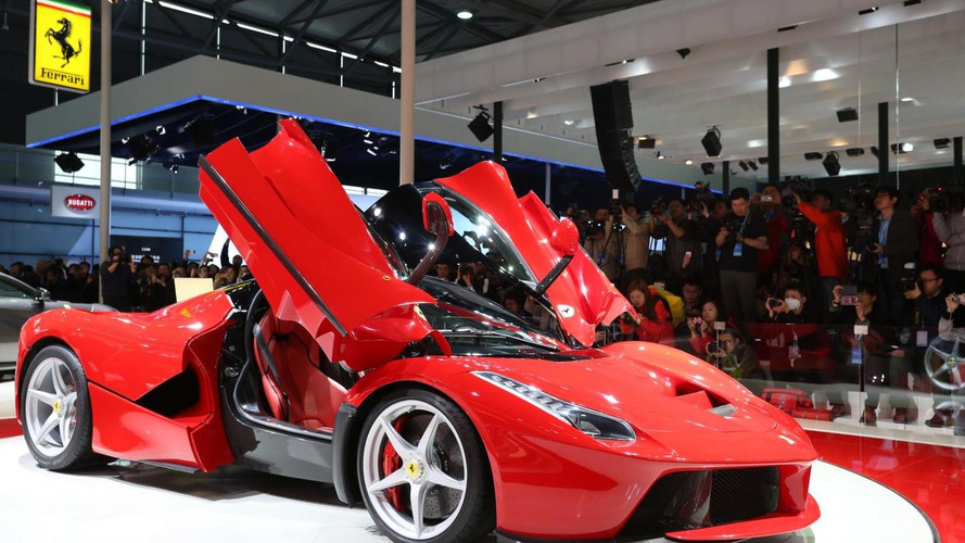 There won't be a special LaFerrari after all