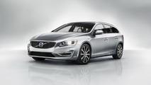 2014 Volvo V60 facelift