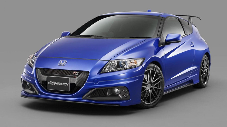 Honda S2000 Modulo Climax and CR-Z Mugen RZ announced