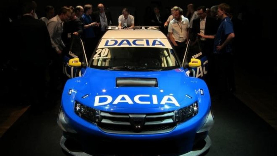 Dacia Logan STCC video presentation