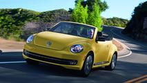2013 Volkswagen Beetle Cabriolet