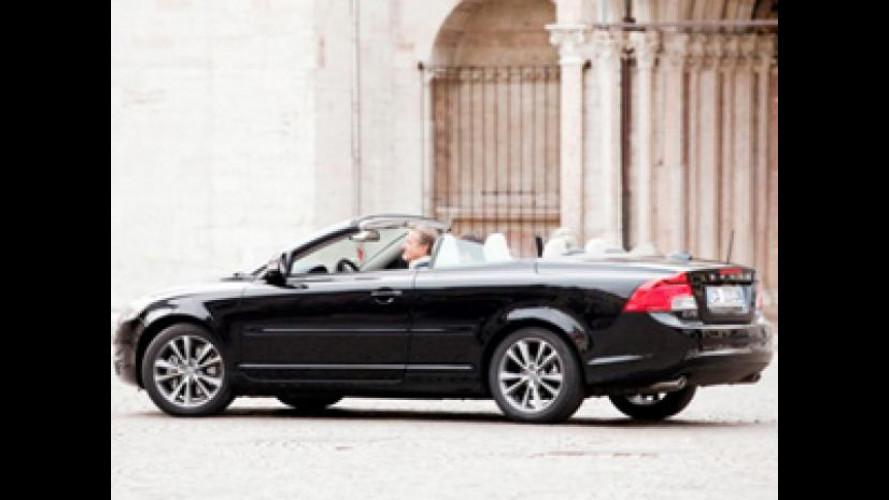 """Volvo è l'auto di Christian De Sica nel film """"Colpi di Fortuna"""""""