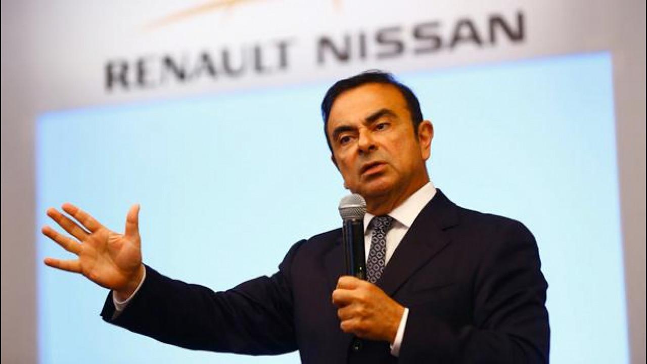 [Copertina] - Renault-Nissan, presto l'Alleanza potrebbe