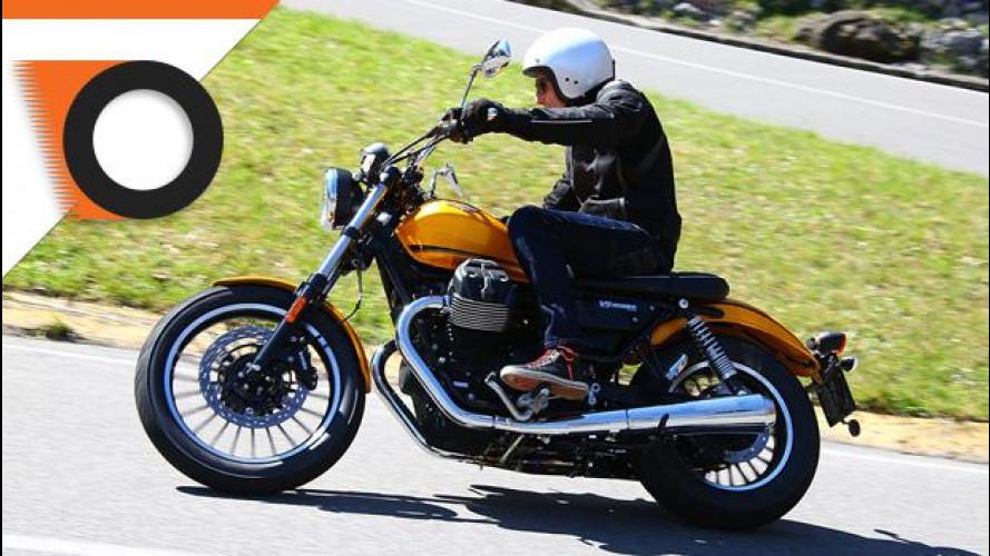 Guzzi V9 è la moto della settimana su OmniMoto.it
